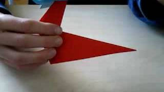 Origami Plane On A Standard Part 2 Of 2