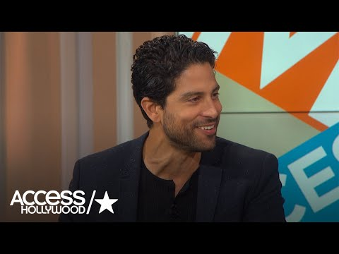 Adam Rodriguez Teases 'Criminal Minds' Changes After Thomas Gibson Firing  Access Hollywood