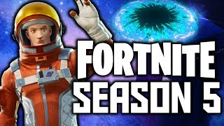 Fortnite: 5 Most Wanted Items, Skins and Features for Season 5
