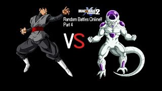 VIEWER DISCRETION ADVISED | DRAGON BALL XENOVERSE 2 | Random Battles Online!! | Part 4