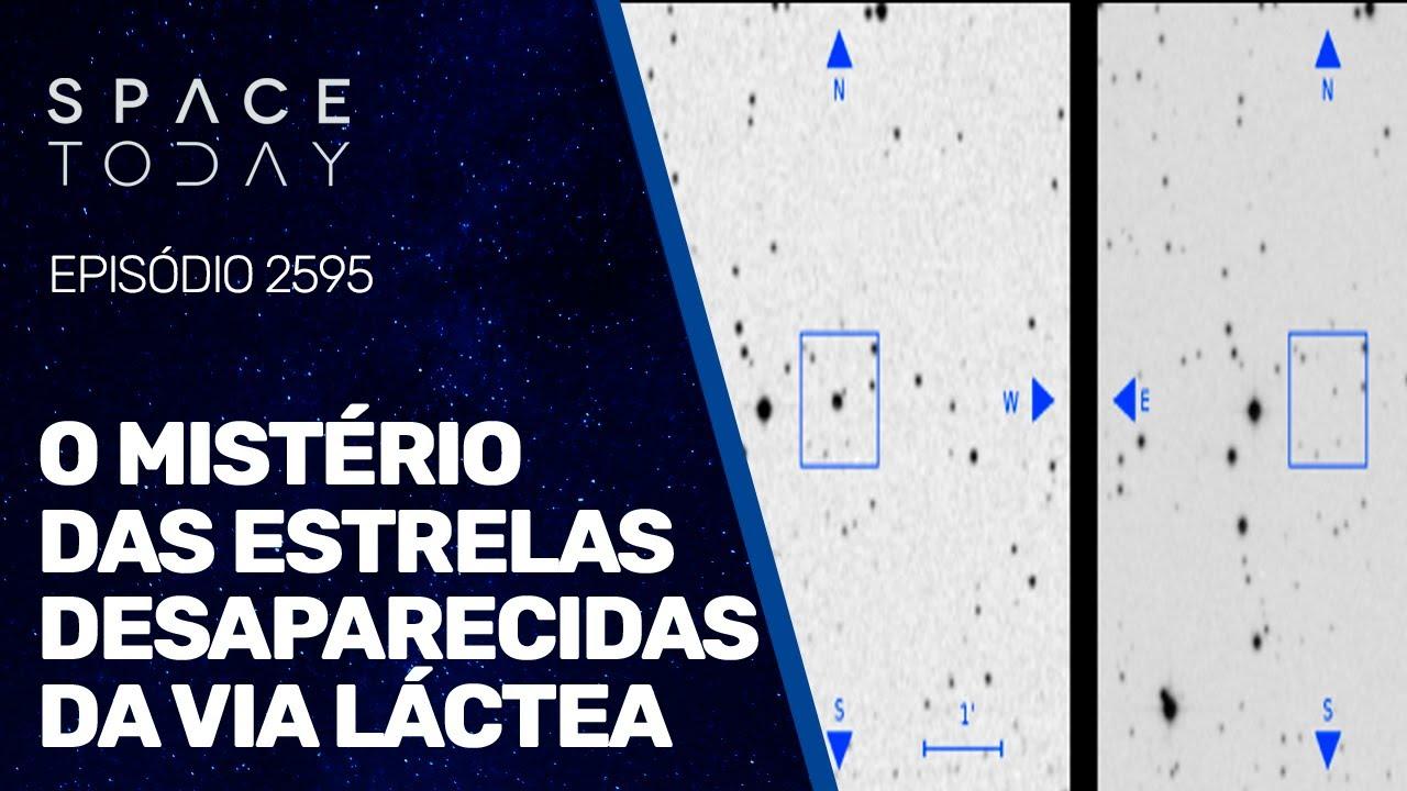 Download O MISTÉRIO DAS ESTRELAS DESAPARECIDAS DA VIA LÁCTEA