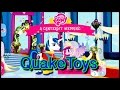 My Little Pony Story App A Canterlot Wedding MLP Princess Cadance Shining Armor Mane 6 QuakeToys