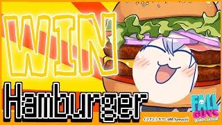 【Fall Guys】シーズン3もハンバーガーで優勝していきたい【白上フブキ/ホロライブ】