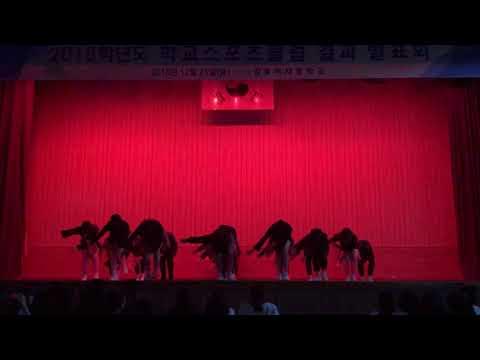 김포여자중학교 댄스대회 303 ㅣ 라라랜드 서종예, 와일드 크루 커버