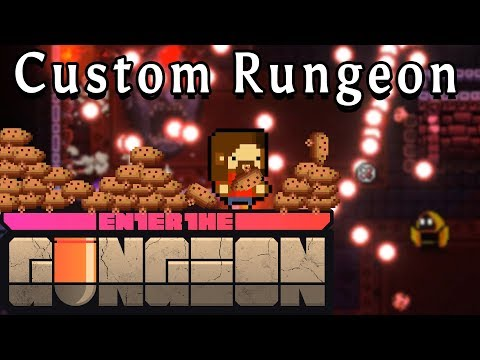 Enter the Gungeon | 50 Chicken Flutes | Custom Rungeon
