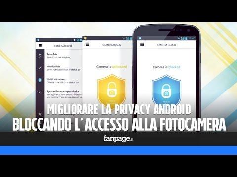 Sì, la fotocamera del tuo smartphone può essere usata per spiarti… – Leonardo Musumeci