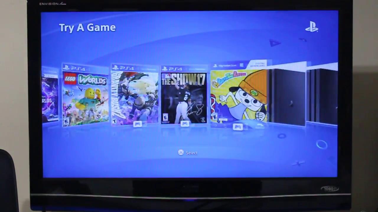 PS4 Demo Console Model CUH-1115A IDU Utility disc? | PSXHAX