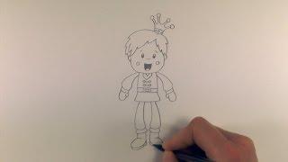 R.E.A.P: How to Draw a Cartoon Prince
