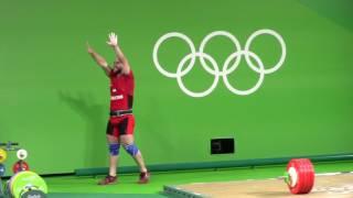 Ruslan Nurudinov, 237 kg C&J, OR