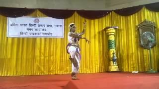Bharathanatiyam dance Bhosambho By MaghaLakshmi