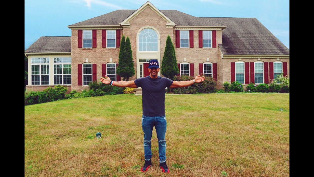 Youtuber buys mansion for his parent youtube for Pic of home