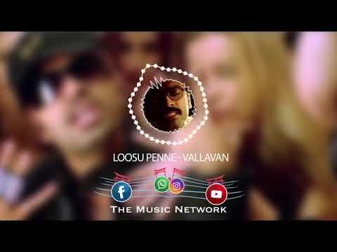 Loosu penne  sad line  vallavan  what's app status video