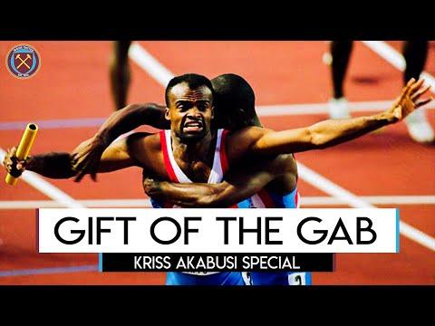 West Ham | Gift Of The Gab | Kriss Akabusi | Stadium | Aranutovic | Iron...