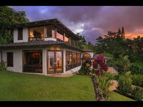 Beautiful Kauai Homes with Ocean Views Just a Stroll from th