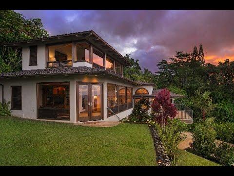 Beautiful Kauai Homes with Ocean Views Just a Stroll from the Beach!