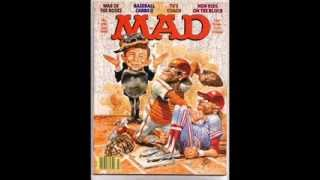 MAD MAGAZINE FRONT COVERS ~62 ISSUES~