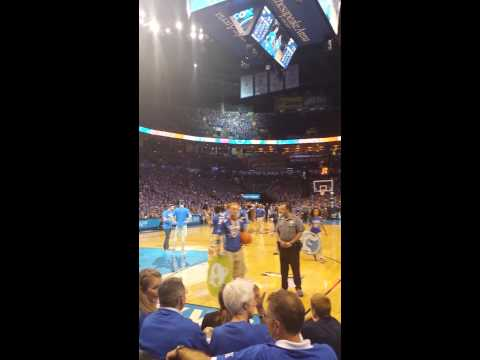 JCHATTY Shoots Out of It @ Chesapeake Energy Arena - OKC