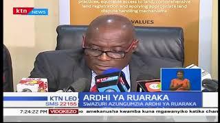 Muhammad Swazuri asisitiza kuwa ardhi ya Ruaraka haikuwa imesalimishwa kwa serikali