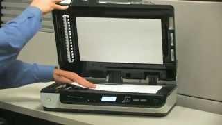 Scanner à plat HP Scanjet Enterprise 7500 - www.iris.ma