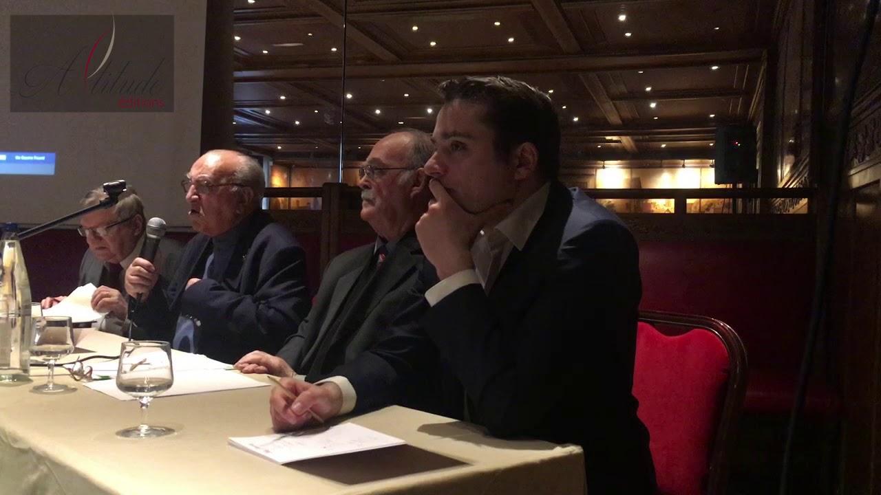 Download Conférence : Roger Holeindre, Gérard Bedel, Adrien Abauzit (2/2)