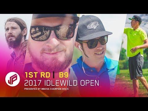 2017 Idlewild Open | Round 1, Back 9 | Koling, Barsby, Ulibarri, Conrad