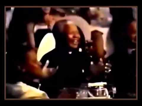 Kora Awards 2001,Brenda Performs with Mandela