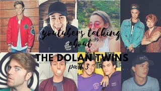 Youtubers talking about the Dolan Twins Pt 3//Marissa Dolan