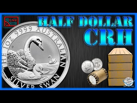 Half Dollar MEGA CRH and GAW!