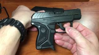 new ruger lcp ii vs lcp
