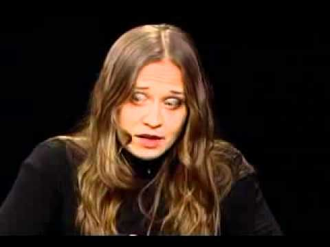 Fiona Apple's Interview at Charlie Rose Show