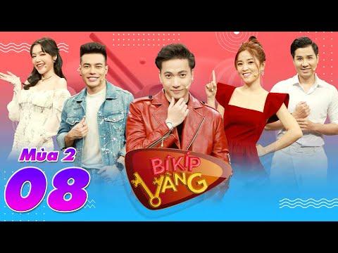 """Bí Kíp Vàng Mùa 2   Tập 8: Dương Lâm """"đẩy thuyền"""" Elly Trần cho ST sau tuyên bố """"mê đàn ông sợ vợ"""""""