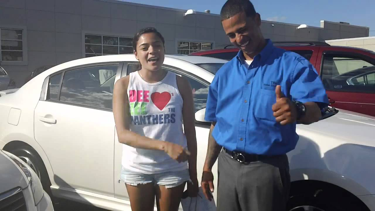 Customer purchased a New Nissan Sentra from Nissan of Garden City