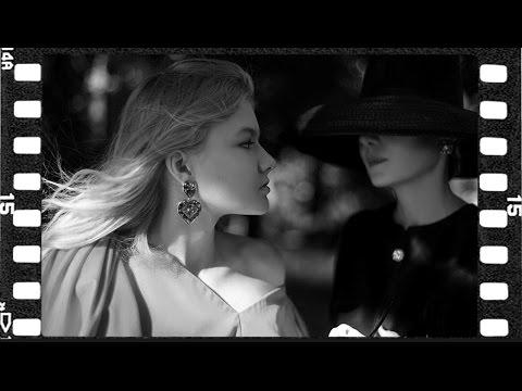 Винтаж навсегда. Рената Литвинова и Ульяна Добровская для Vintage Voyage