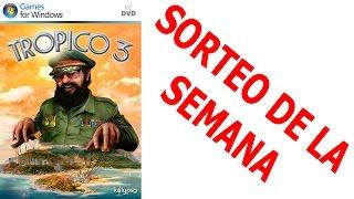 Sorteo 5 Keys Tropico 3