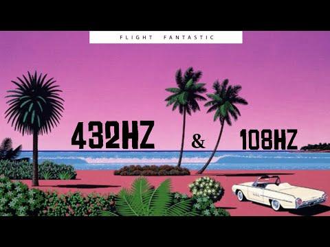Flamingosis - Flight Fantastic    Full Album    432Hz & 108Hz    HQ    2018   