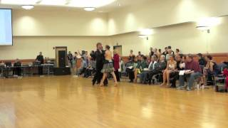 Ballroom Dance Competition Road Trip from 2/23/13