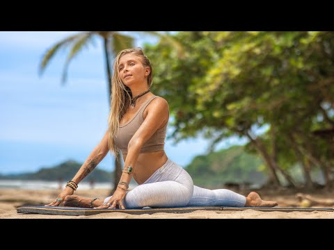 20 Min Total Body Yoga   A Feel Good Yoga Flow To Rejuvenate Your Day