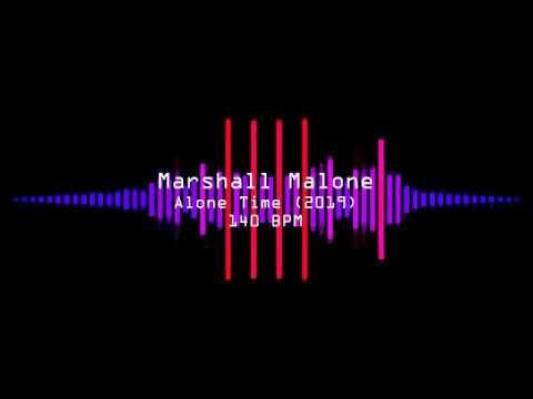 Marshall Malone - Alone Time (Instrumental, 140 BPM)