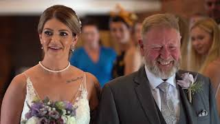 Natalie & Liam Hunter's Wedding Video 6.8.2019