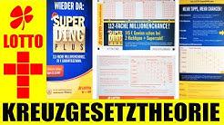 Lotto Super Ding Plus !!! Spielerklärung
