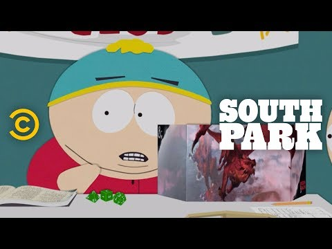 Cartman Is Surprisingly Good At Being A Game Master - South Park