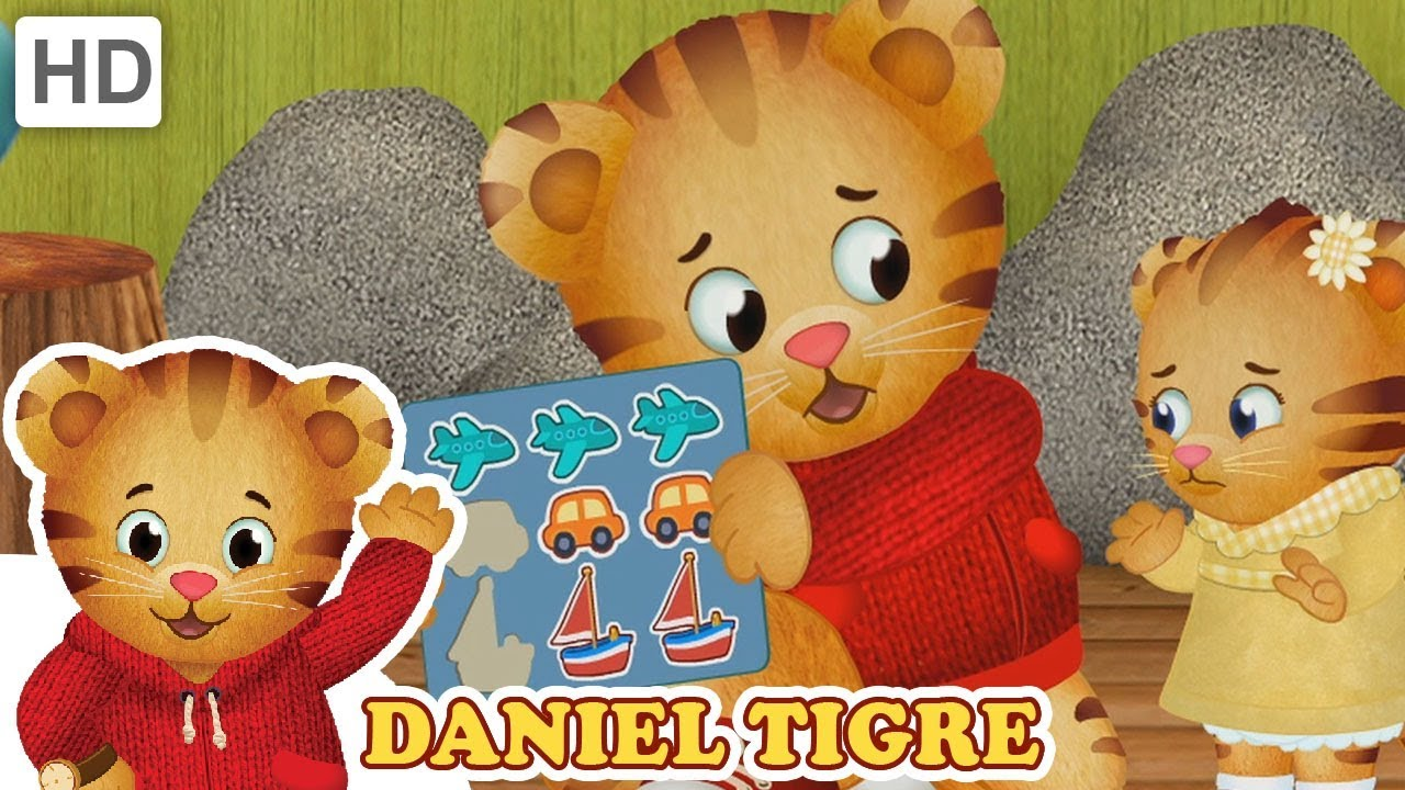 Daniel tiger in italiano condividendo con tua sorella youtube