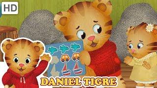 Daniel Tiger in Italiano - Condividendo con tua Sorella