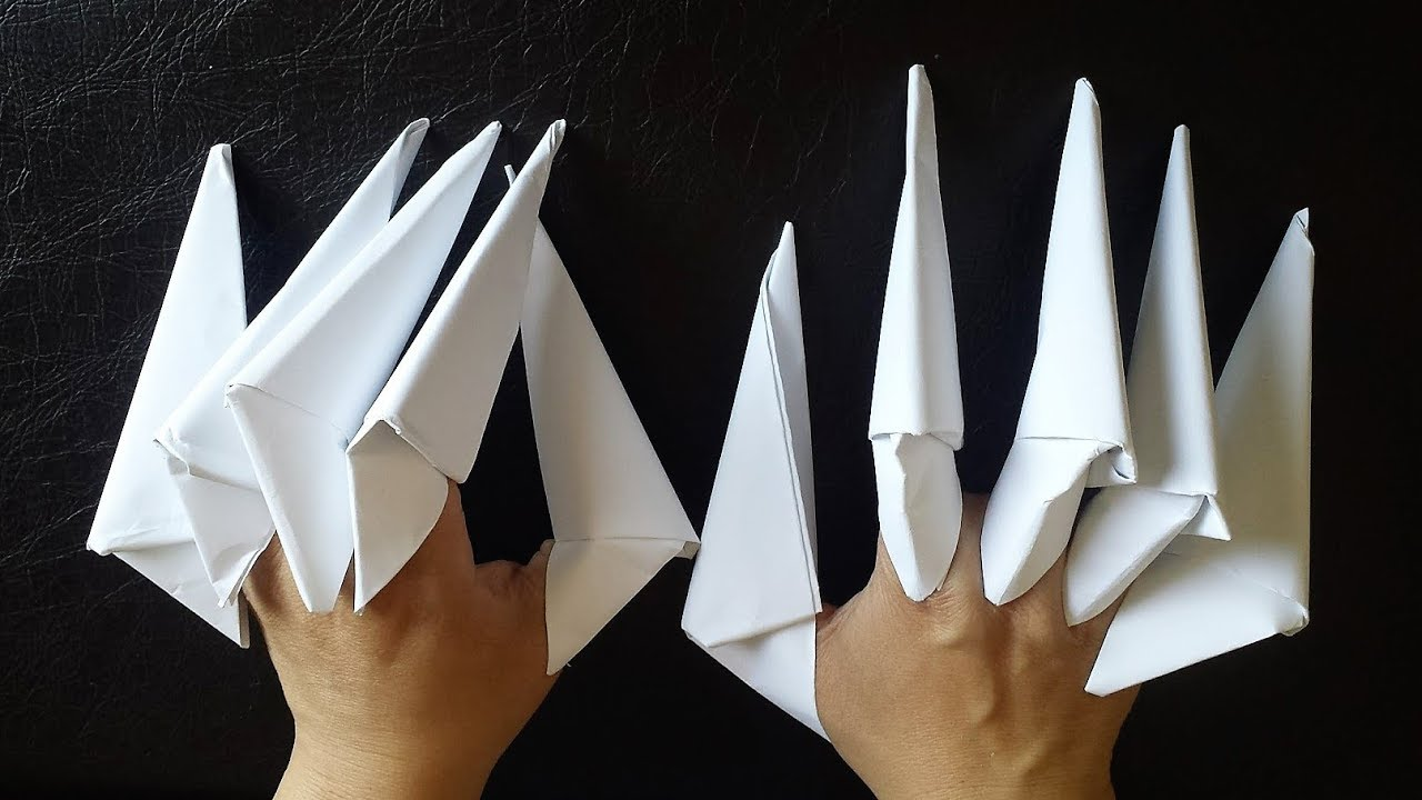 Easy Origami Dragon Tutorial - Step by Step Instructions to Make ... | 720x1280