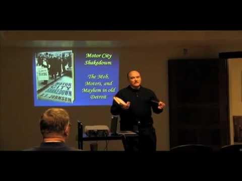 Dan Johnson: Motor City Shakedown