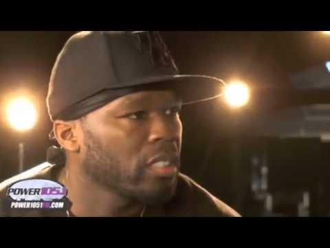 50 Cent Interview DJ Clue & DJ Envy Talks Beef with JayZ, Rick Ross