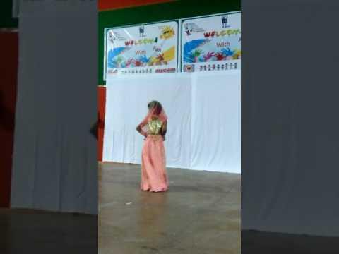 Aanya'dance performance