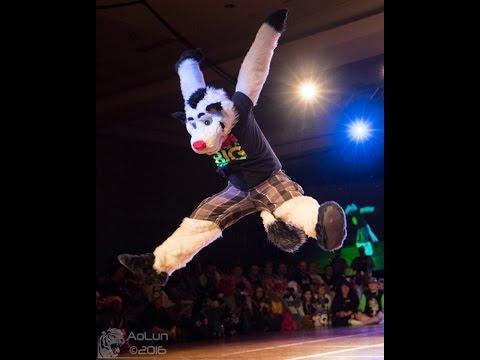 FWA 2016 Fursuit Dance Competition Solo Entry