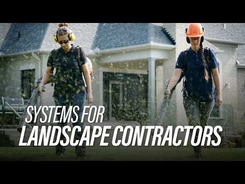 Systems for Landscape Contractors