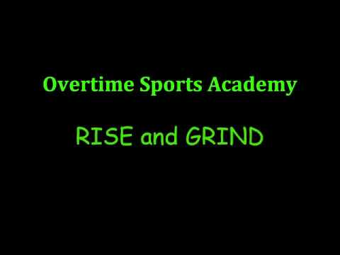 |Overtime Sports Academy| Rise and Grind Workouts